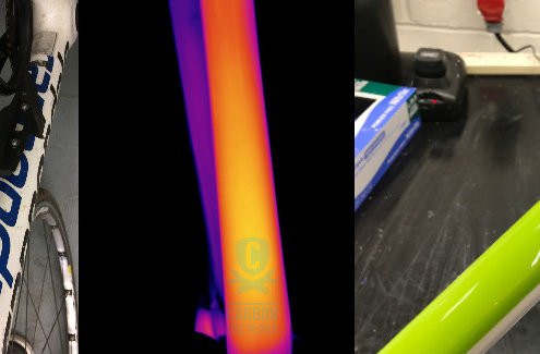 infrared carbon inspections