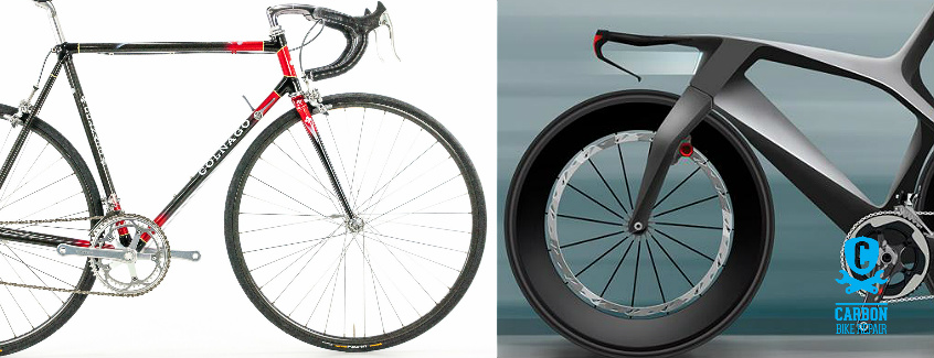 MODERN CARBON BIKES & THE CONTINUAL EVOLUTION OF FRAMES – Carbon ...